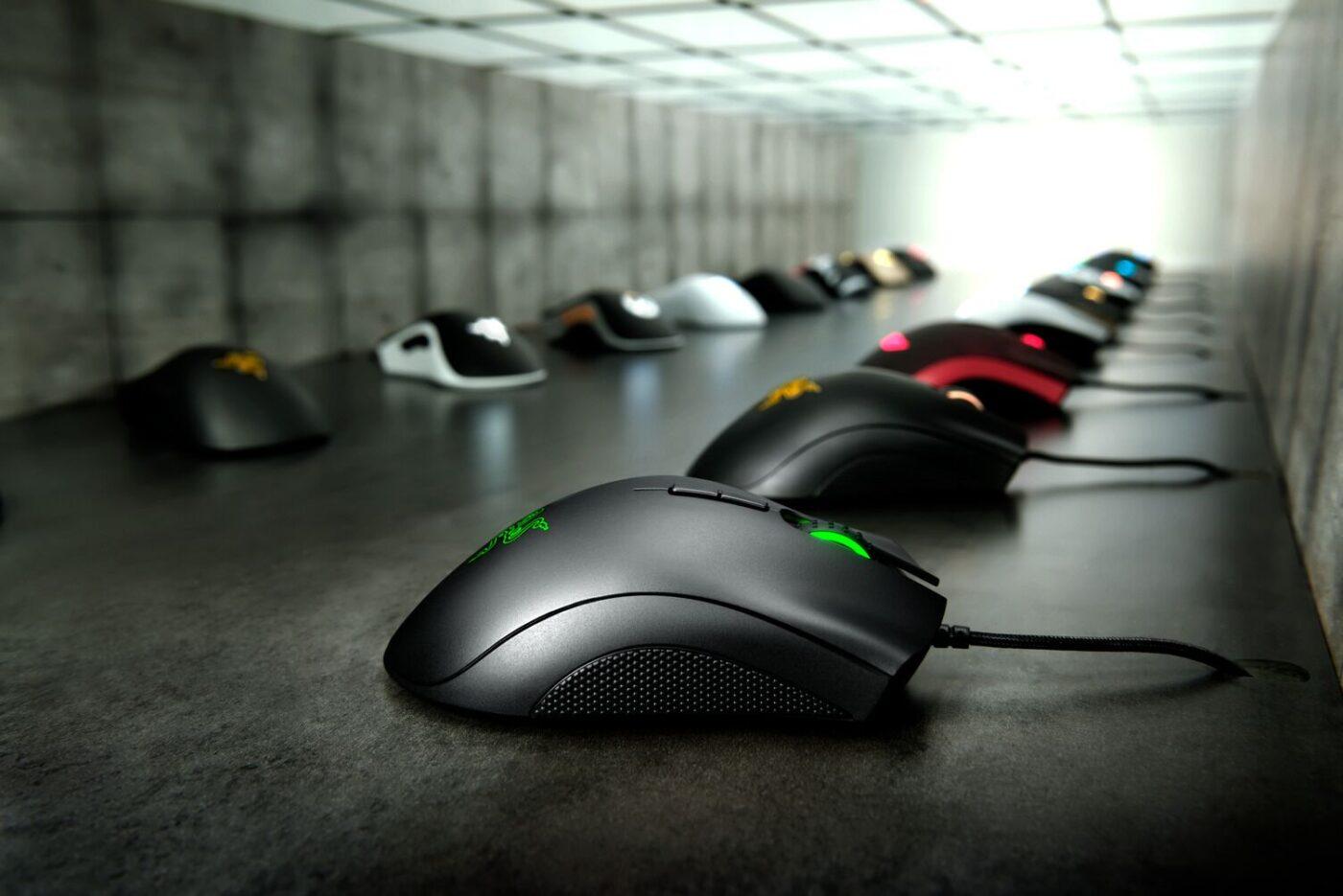 RAZER DEATHADDER Gaming Mouse Reaches Crazy Milestone